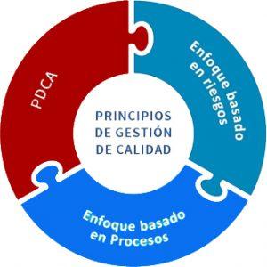procesos ISO 9001:2015