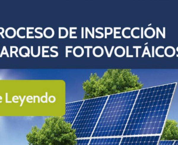 inspección fotovoltaica