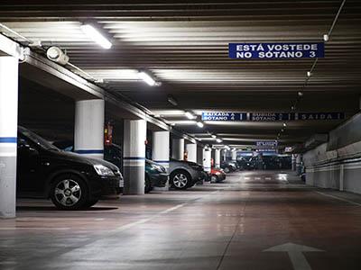 legalización estacionamiento