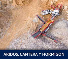 Sector Áridos Cantera y Hormigón