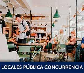 Sector Locales de Pública Concurrencia