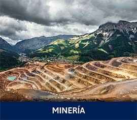 Sector Minería