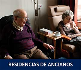 Sector Residencias de Ancianos
